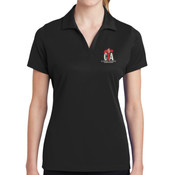 CTA - Ladies PosiCharge ™ RacerMesh ™ Polo