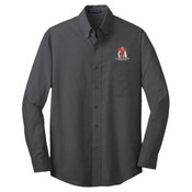 CTA - Crosshatch Easy Care Shirt