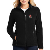 CTA - Ladies Value Fleece Jacket - prg 2L